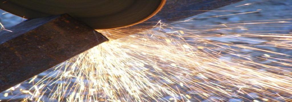 Como cortar hierro con radial o amoladora for Cortar madera con radial